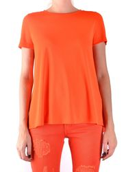 Dondup Tshirt Short Sleeves - Orange