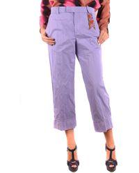 The Gigi Trousers Classics - Purple