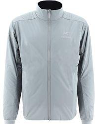 Arc'teryx Polyamide Outerwear Jacket - Grey