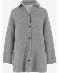 Bruno Manetti Shirts - Grey