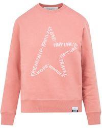 Golden Goose Sweatshirt - Pink