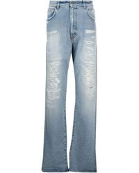 424 Jeans Clear Blue