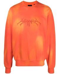 Daily Paper Uomo Sweaters Orange