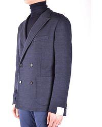 Paolo Pecora Jacket - Blue