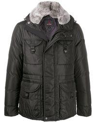 Peuterey Coats Black