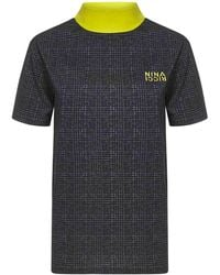 Nina Ricci T-shirts And Polos Black