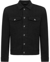 Brioni Coats Black