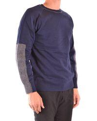 Obvious Basic Sweatshirt - Blue