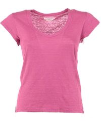 Étoile Isabel Marant - T-shirts And Polos Pink - Lyst