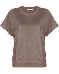 Fabiana Filippi Sweaters Brown - Multicolour