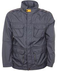 Parajumpers Coats Grey