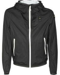 Blauer Usa Coats - Black