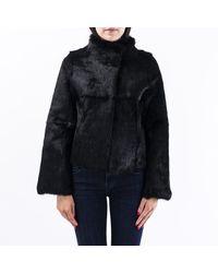 FRAME Coats Black