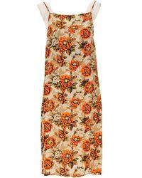 Kwaidan Editions Dresses - Orange