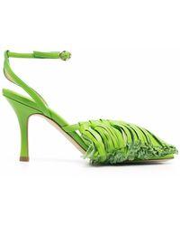 A.W.A.K.E. MODE Sandals Green