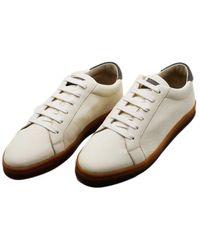 Brunello Cucinelli Sneakers White