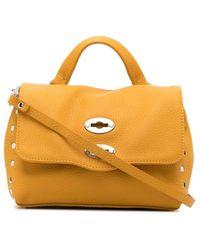 Zanellato Postina Mini Tote Bag - Yellow