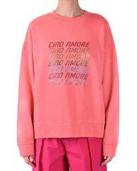 Giada Benincasa Sweatshirts - Pink