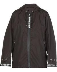 Burberry Coats Black