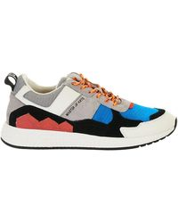 MOA Grey Running Trainers