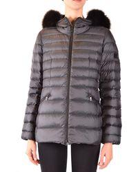 Peuterey Jacket Turmalet Sl 02 Fur - Black