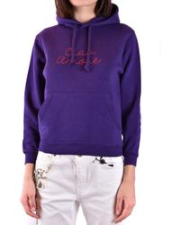 Giada Benincasa Sweatshirt - Purple