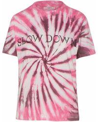 Étoile Isabel Marant - Pink Zewel T-shirt - Lyst