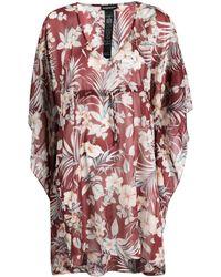 Emporio Armani Sea Clothing Brown - Multicolour