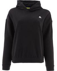 Moose Knuckles M11ls618292 Other Materials Sweatshirt - Black