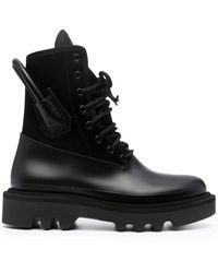 Givenchy Boots Black