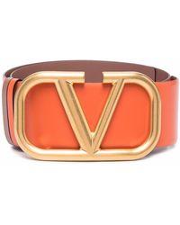 Valentino Garavani Valentino Garavani Belts Orange