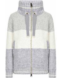 Herno Coats Grey