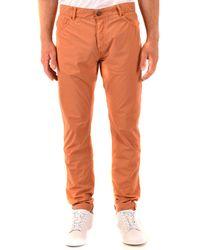 Rrd Trousers - Orange