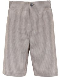 Goetze Carter Bermuda Shorts - Grey