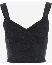 Dolce & Gabbana Top - Black