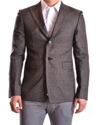 Bikkembergs Jacket Pr925 - Grey