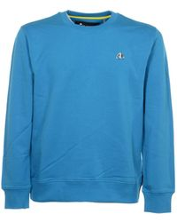 Moose Knuckles Jumpers Clear Blue