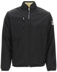 Aries Reversible Patchwork Jacket - Black