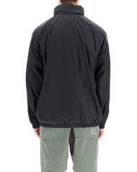 Pyrenex Seaside Windproof Jacket S Cotton,technical - Black