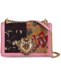 Dolce & Gabbana - Medium Devotion Bag - Lyst