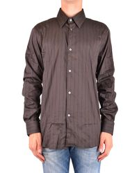 CoSTUME NATIONAL Shirt In Brown
