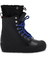 Bally Black Candace Ankle Boots