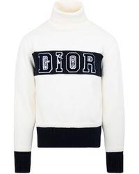 Dior Turtleneck Sweater - Multicolour