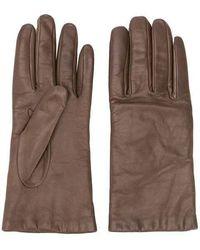 P.A.R.O.S.H. P.a.r.o.s.h. Classic Gloves - Blue