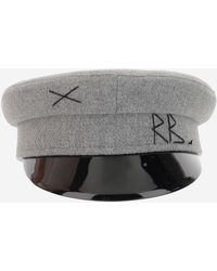 Ruslan Baginskiy Hats - Grey