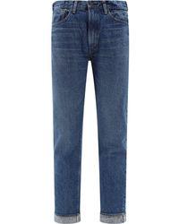 """Orslow """"107 Ivy League"""" Jeans - Blue"""