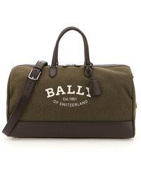 Bally Caius Weekender Bag - Multicolor