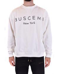 Buscemi Sweatshirts - White