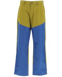 2 Moncler 1952 Trousers - Blue