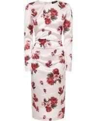 Blumarine Dresses White - Multicolour